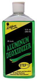 Aluminum Deoxidizer 12oz. 1 bottle